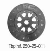 OE NO. 2121 1223 474 Clucth pressure plate Tbp 250-25-011