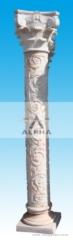 garden stone column