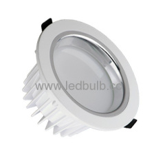 15W dimmable round LED downlight