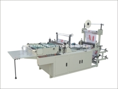 RQLB-800 Series Computer Control Side Seal Bag Making Machine