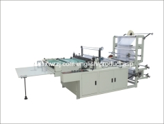 RQLC-600 Series Computer Control Side Seal Bag Making Machine