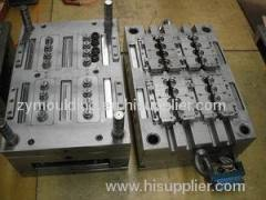 tooling injection mold moulding