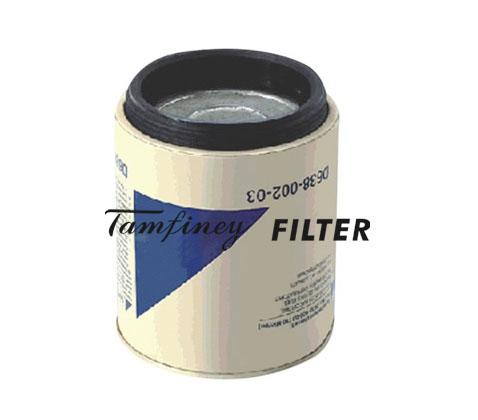 Racor fuel water separator D638-002-03