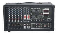 7ch Power Mixer