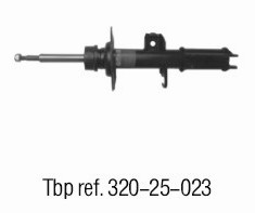 OE NO. 3130 6754 342R Shock absorber