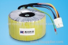audio power transformer