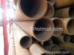 black erw pipes and tubes