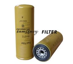 Caterpillar fuel filter in truck 1R-1712 1R-0712 P551712 FF5264 1R1712 1R0712