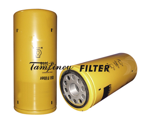 Oil filter use for filter parts 1R-0716 2Y-8097 272-1788 1R-1808 P551808 WD13145 1R0716 7W5497 2444484 2P4005