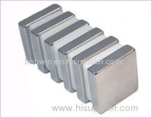 Strong Sintering NdFeB block magnet