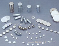 Sintered Rare earth NdFeB disc magnet