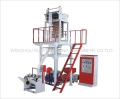 SJ HDPE-LDPE Dual-Purpose Film Blowing Machine