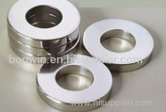 Strong sintered NdFeB magnet