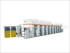 ASY-C Gravure Printing Machine