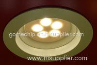 LED ceiling/down light