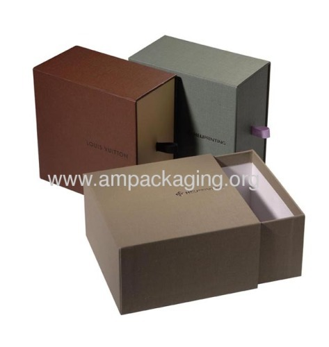cosmetic packaging box paper box