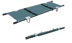 Flexible Foldaway Aluminum Stretchers