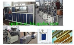 PS foam profile production line