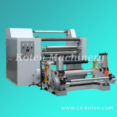 High Speed Paper Roll Slitting Machine Model Qfj Series