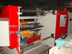 High Speed Slitting Rewinding Machine Model Qfj-1600