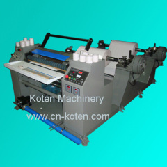 High Speed Thermal Paper Slitting Machine Model (KT-900B)