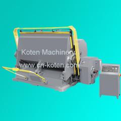 Creasing and Die Cutting Machine Model (ML-2500)