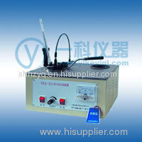 Closed Cup Flash Point Tester Petroleum Products