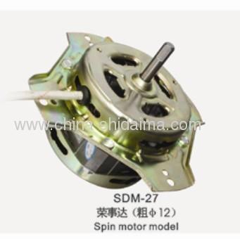 135W washing machine motor manufacturer