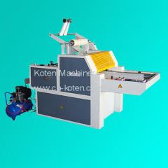 Thermal Film Laminator by Air Cutting Model (QDFM-720/900)