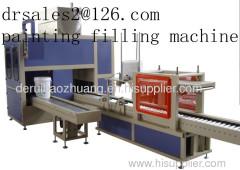 Automatic Coating Filling Line