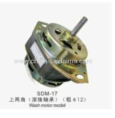 90W ac washine machine motor laundry machine china