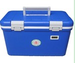 Ice pack cooler box