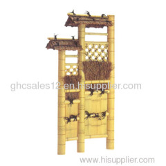bamboo fencing door