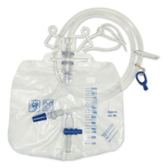 2000ml Urinary Drain Bag