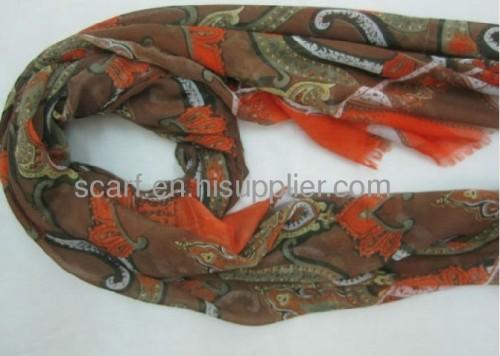 hot fashion lady scarf