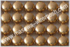 Golden Metal cloth aluminum cloth