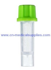 Small Size Blood Collection Tube