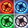 3- chips Single Color SMD 5050 Flexible LED Strip