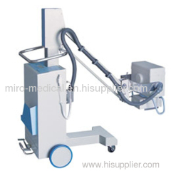 High Frequency Mobile X-ray Equipment(100mA)