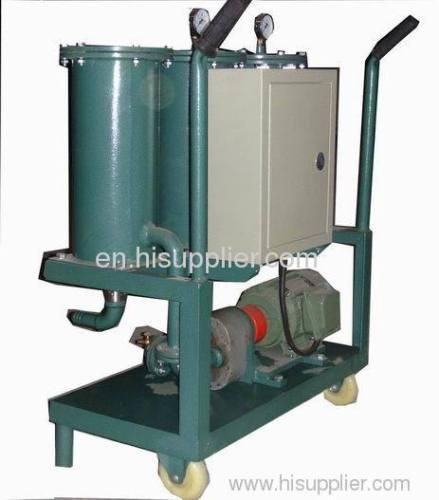protable precision oil purifier