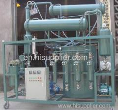 waste lubrication oil purifier