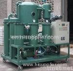 high efficiency vacuum oil purifier