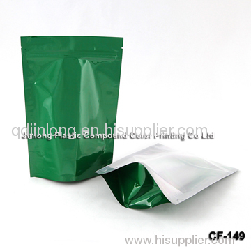 coffee bags with zipper