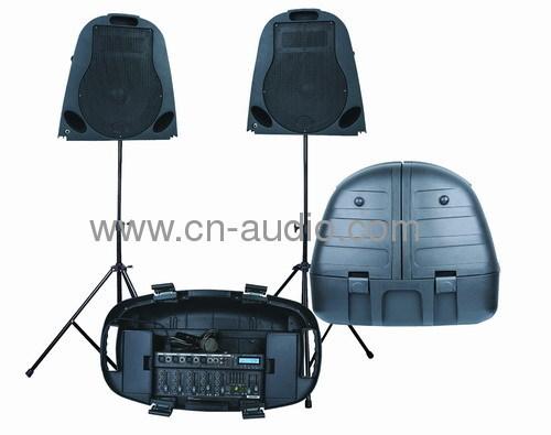 mp3 pa speaker