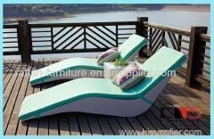 leisure beach sun lounger