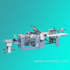 Paper Folding Machine (ZYH660D)