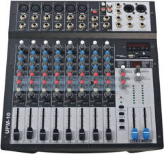 Professional Audio Mixers