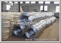 electro galvanized mild steel wire