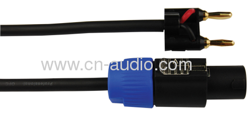 Professional durable Speaker cables