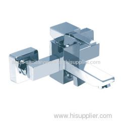 Square Bath & Shower Faucets